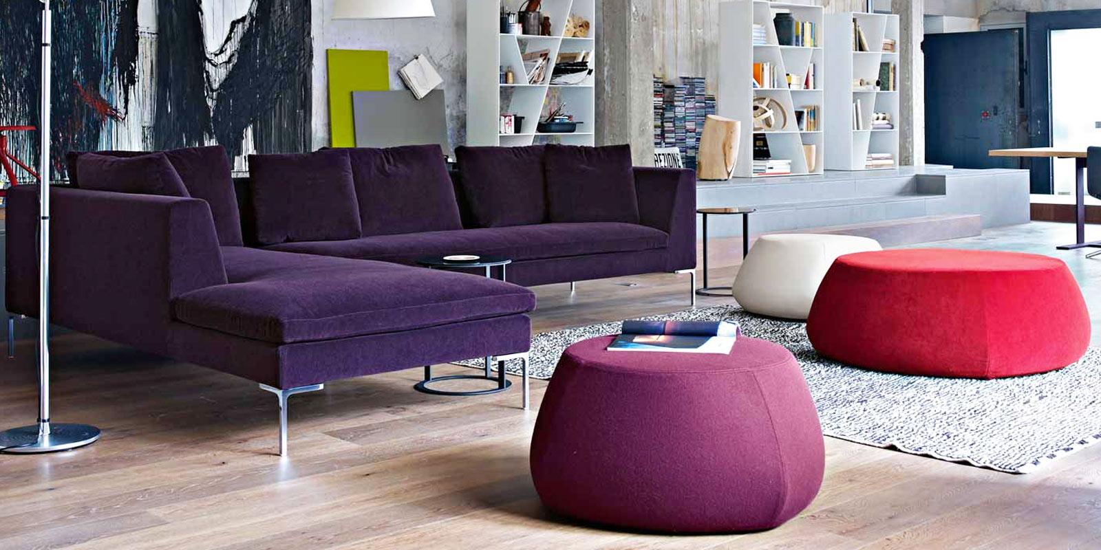 Miljøbilde av Charles sofa