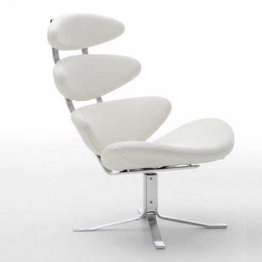 EJ 5 Chair and Footrest