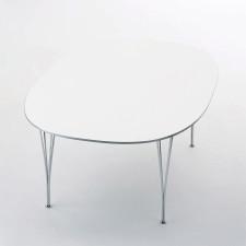 Super-cirkulært spisebord