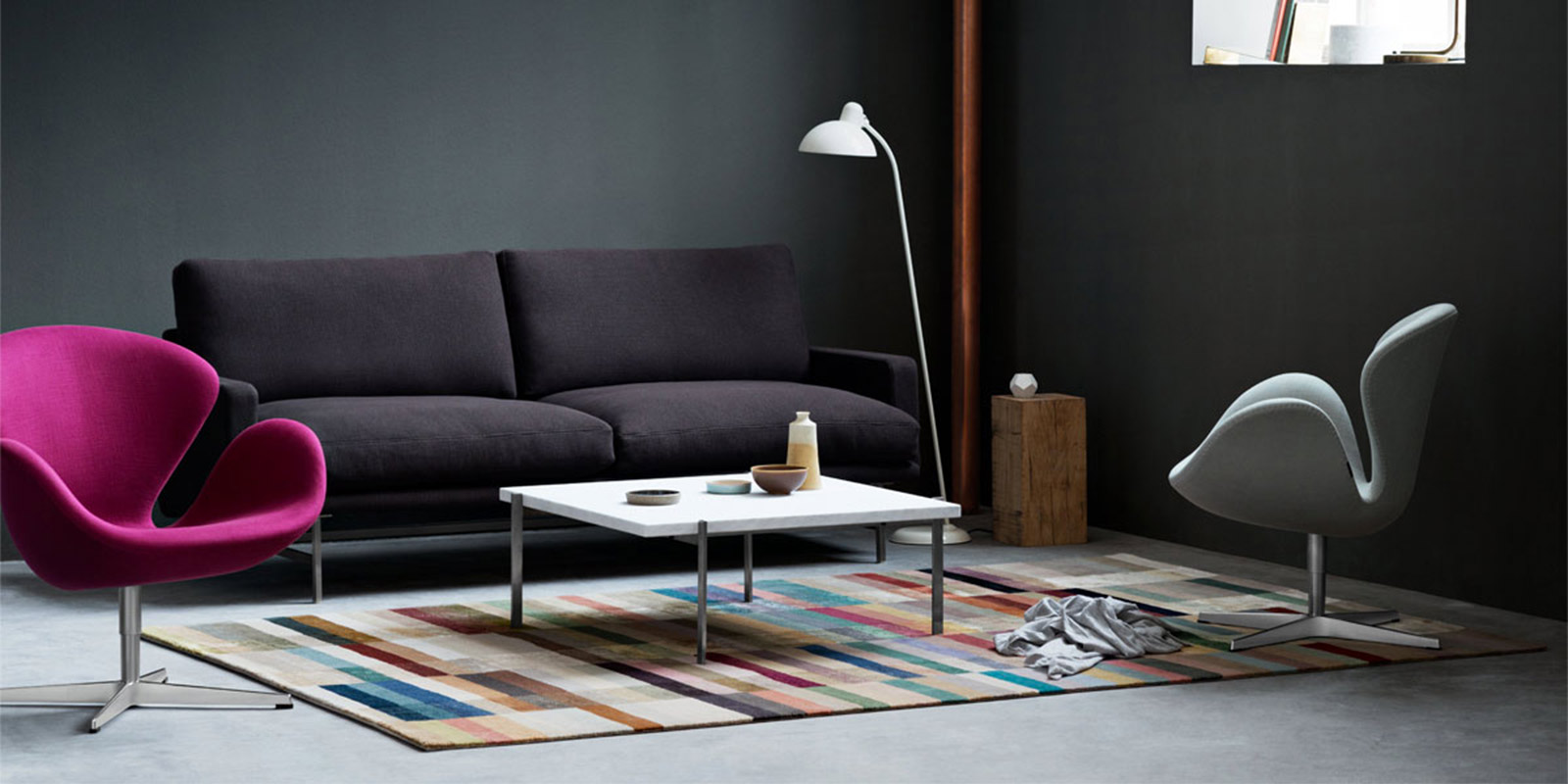 Miljøbilde av PK 61 sofabord