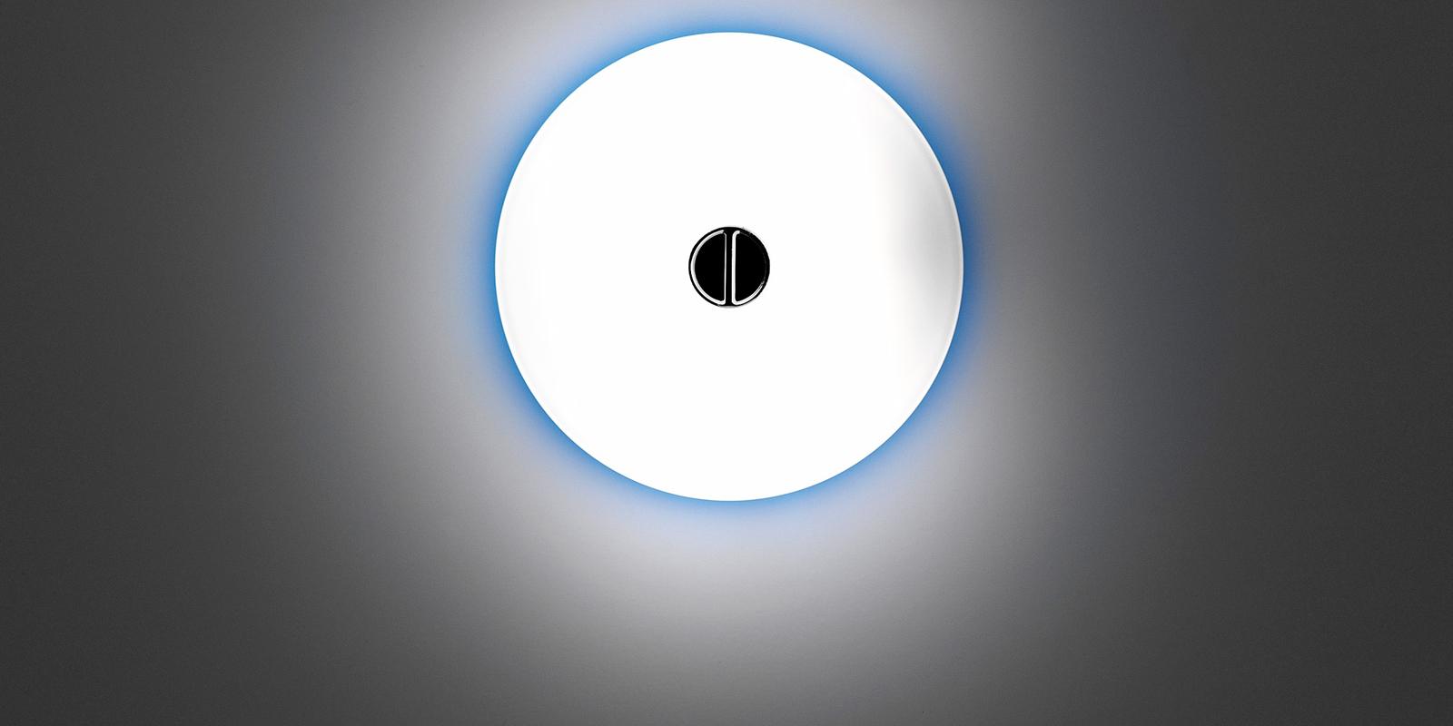 Miljøbilde av Button vegglampe/ taklampe