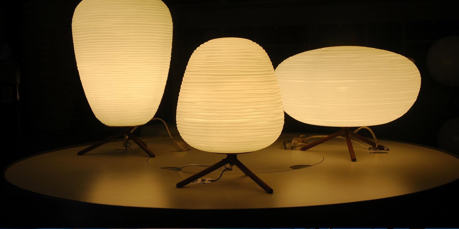 Miljøbilde av Rituals lampeserie