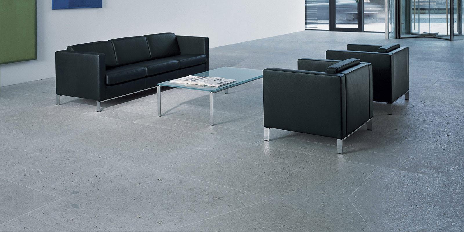 Miljøbilde av Foster sofabord