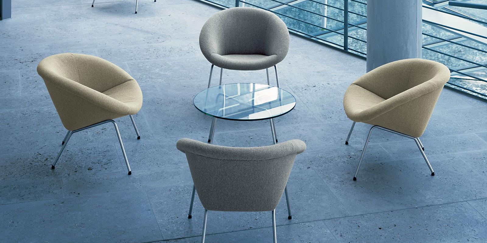 Miljøbilde av 369-10 loungestol