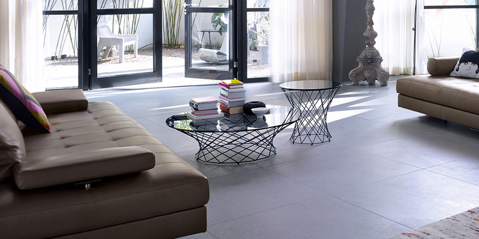 Miljøbilde av Oota sofabord og småbord