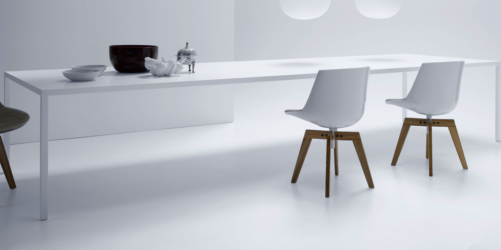 Miljøbilde av Tense spisebord