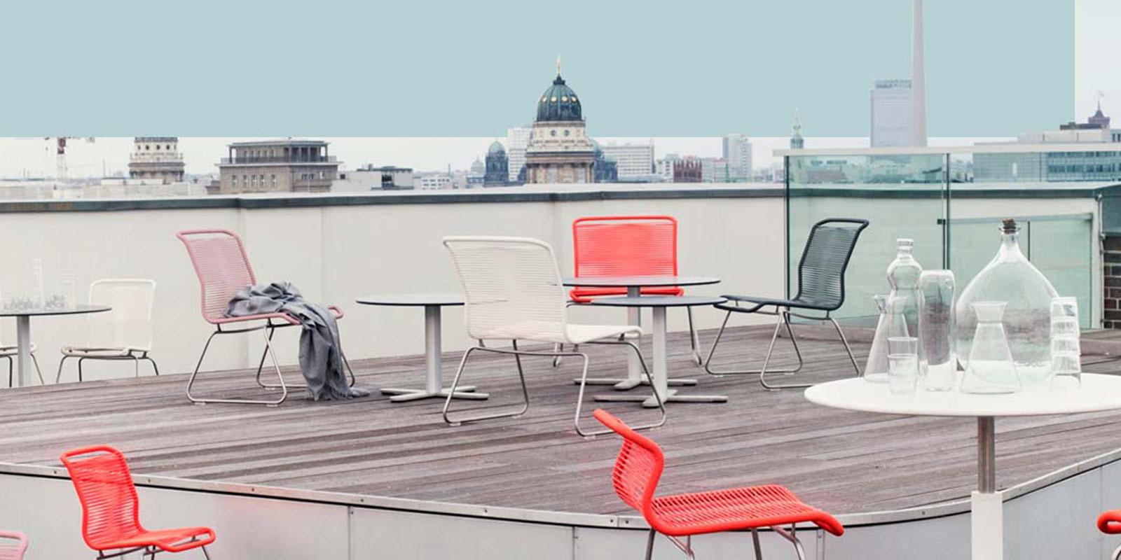 Miljøbilde av Panton One – loungestol