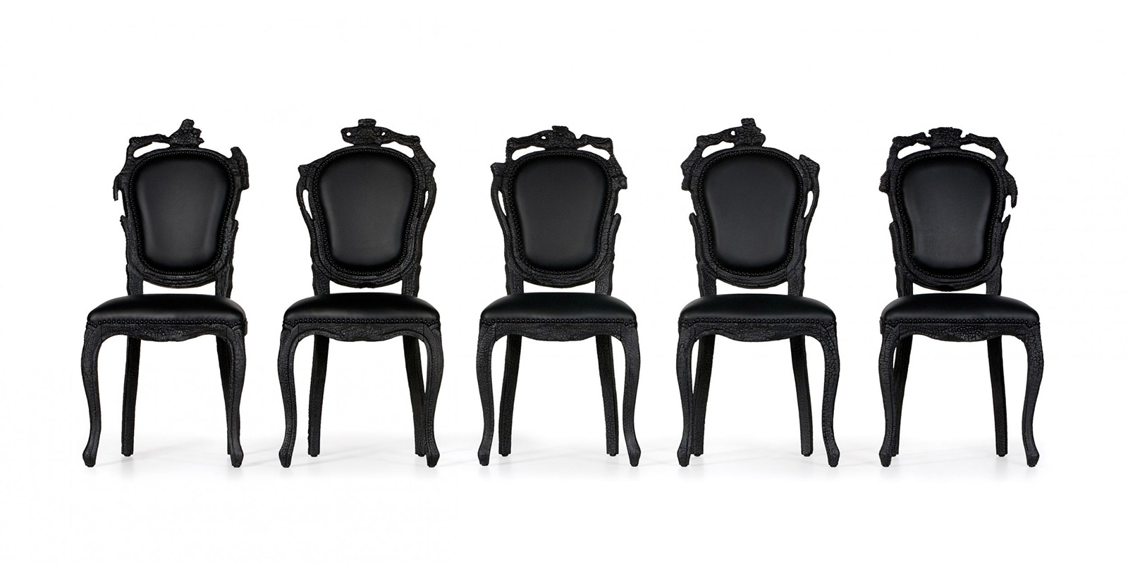 Miljøbilde av Smoke Dining Chair