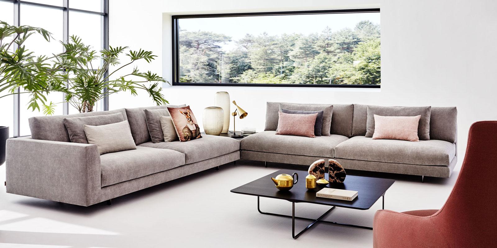 Miljøbilde av Axel XL-S sofa