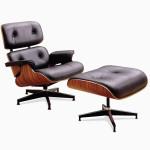 Lounge Chair & Ottoman