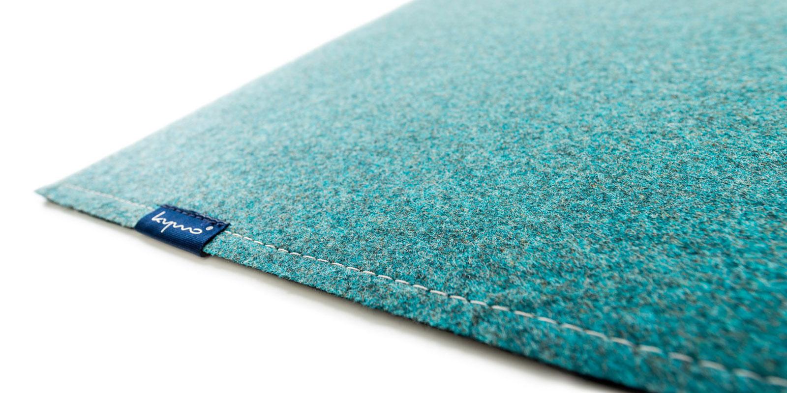 Miljøbilde av Fabric Flat felt tepper