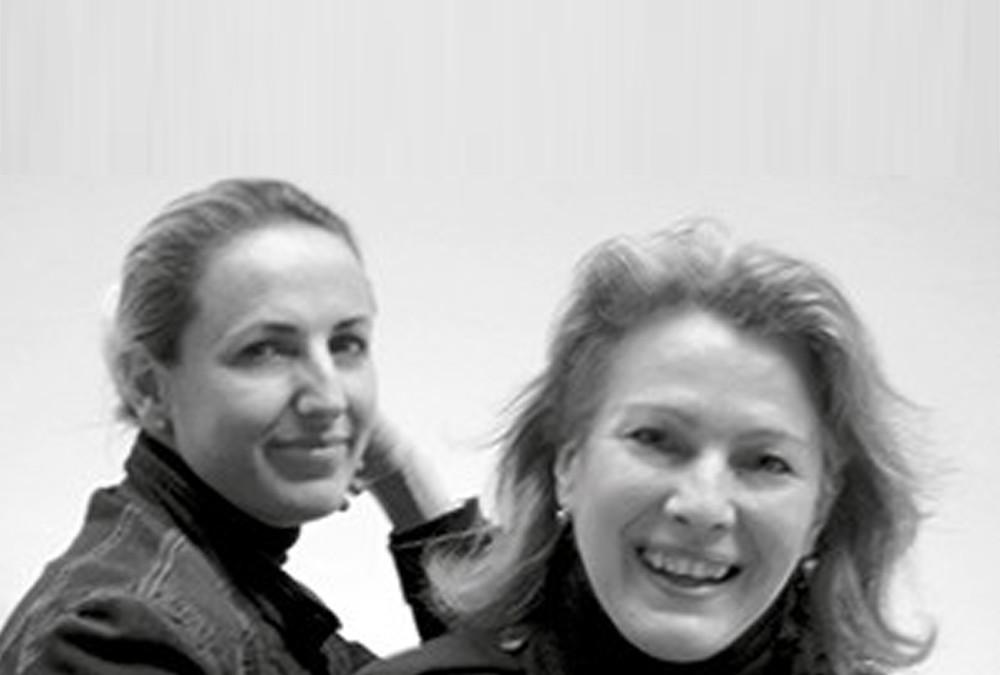 Patricia Urquiola og Eliana Gerotto
