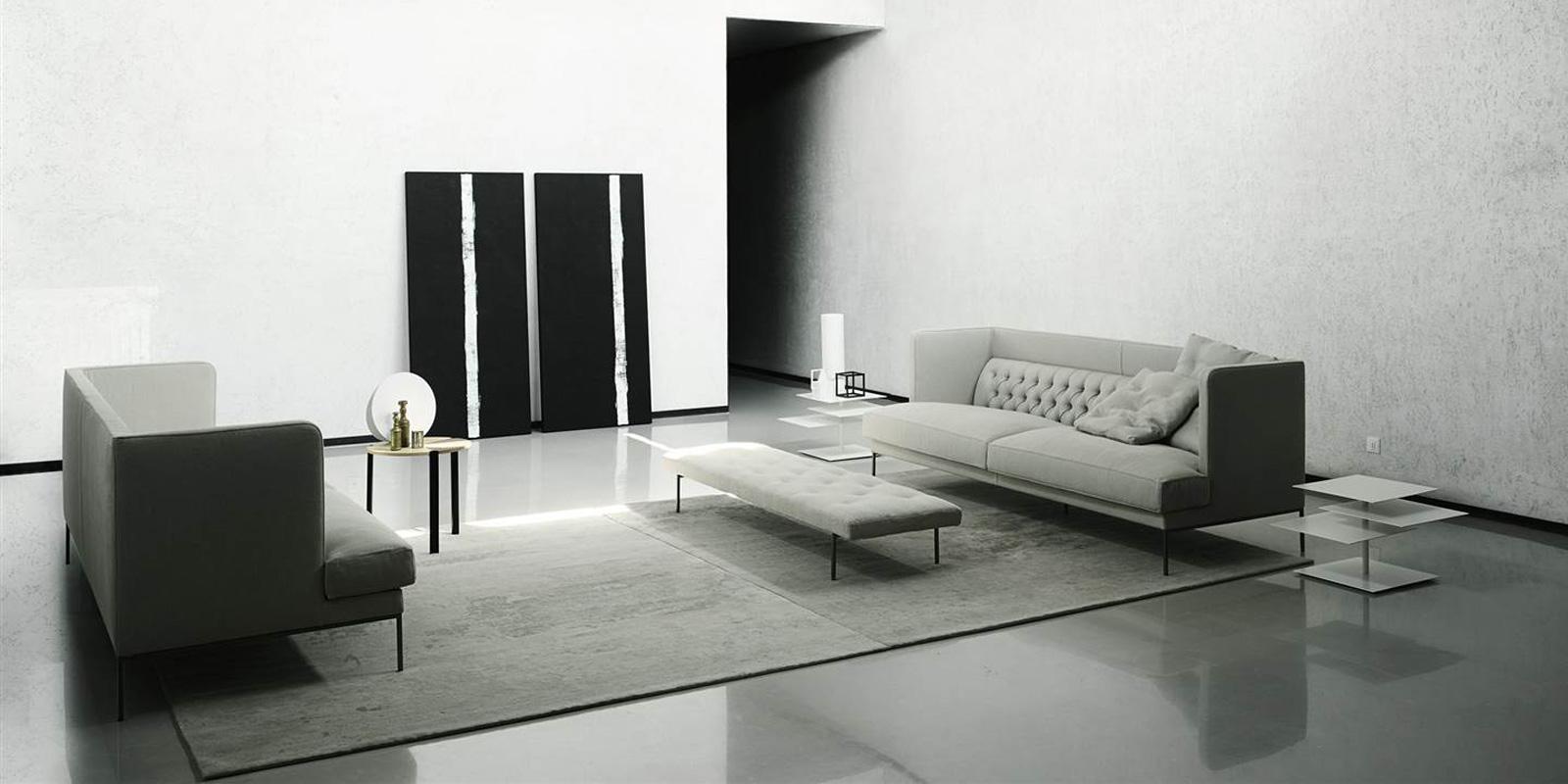 Miljøbilde av Lipp sofa