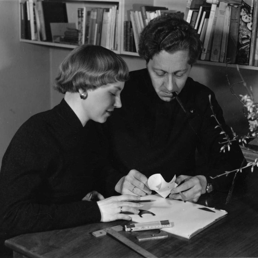 Bilde av Nanna & Jørgen Ditzel