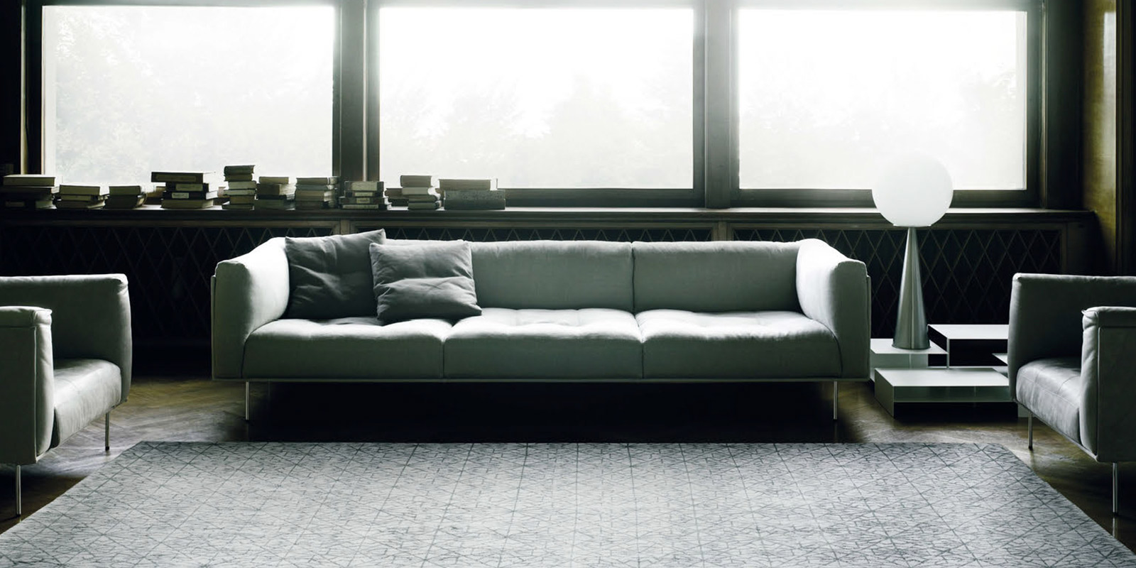 Miljøbilde av Rod sofa