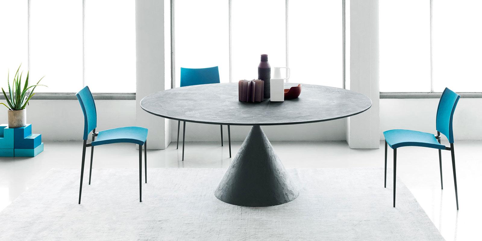 Miljøbilde av Clay 697 spisebord