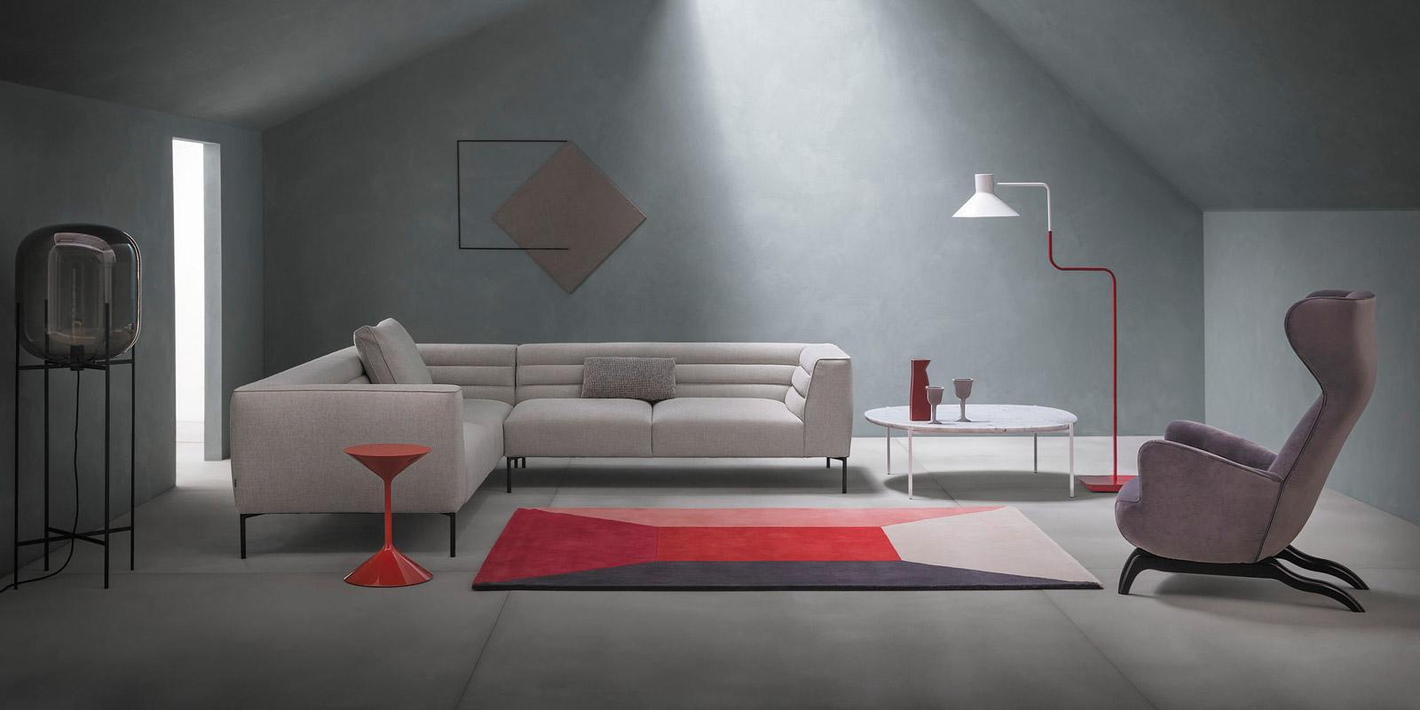 Miljøbilde av Botero sofa