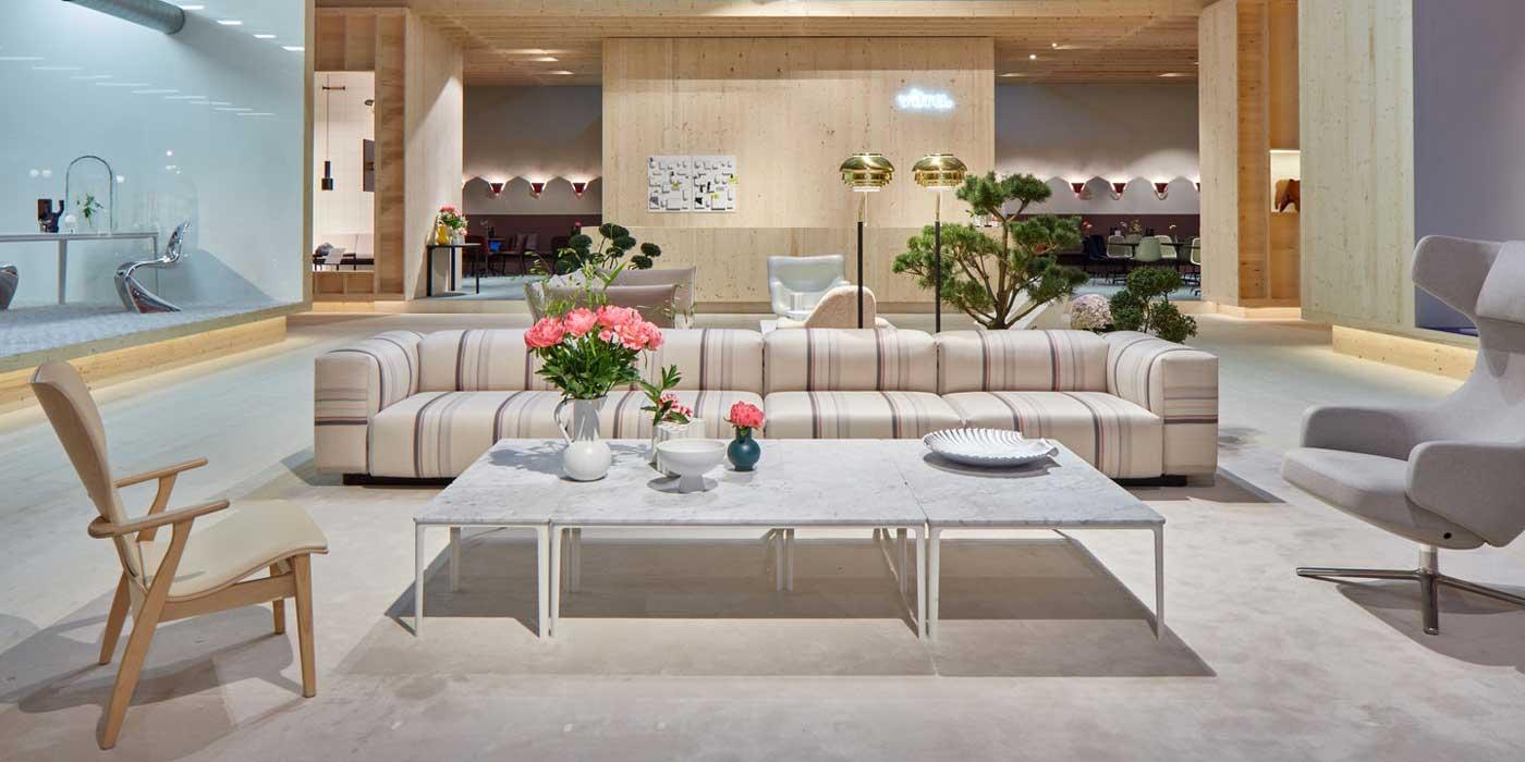 Miljøbilde av Soft Modular Sofa