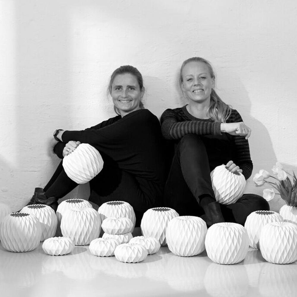 Bilde av Dorte Kjettrup og Susanne Holmvang