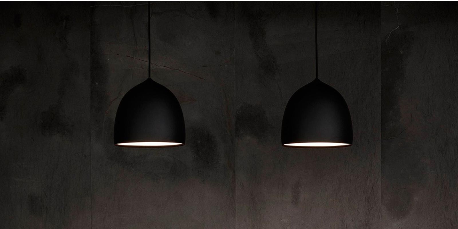 Miljøbilde av Suspence lampeserie