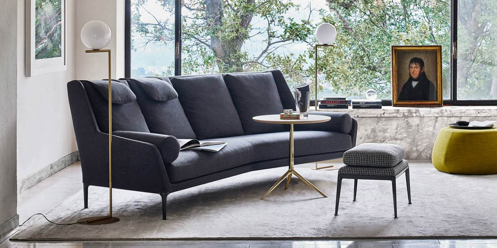 Miljøbilde av Édouard sofa