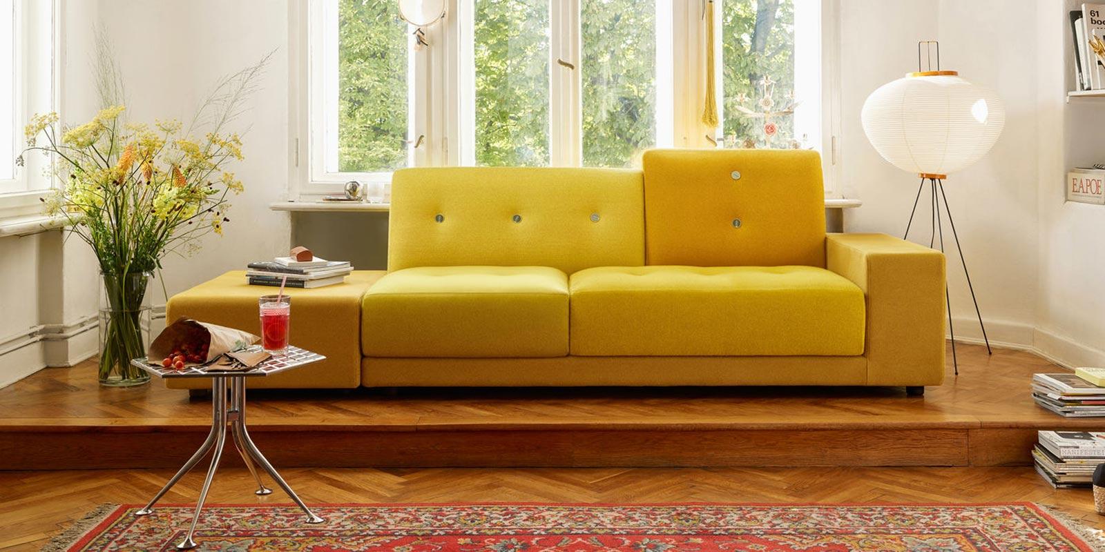 Miljøbilde av Polder sofa