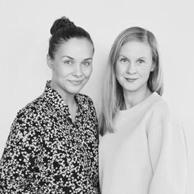 Riikka Kantinkoski & Pinja Rouger