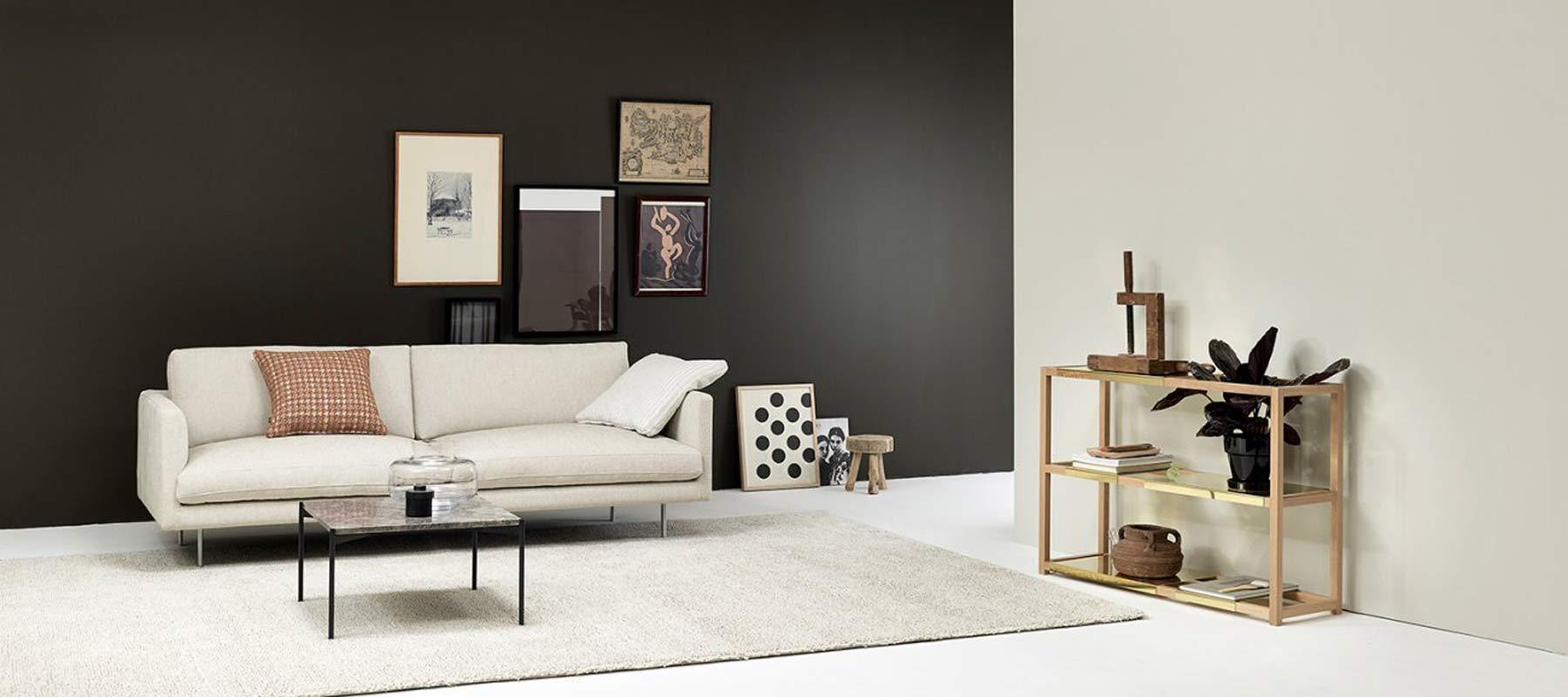 Miljøbilde av Basel sofa