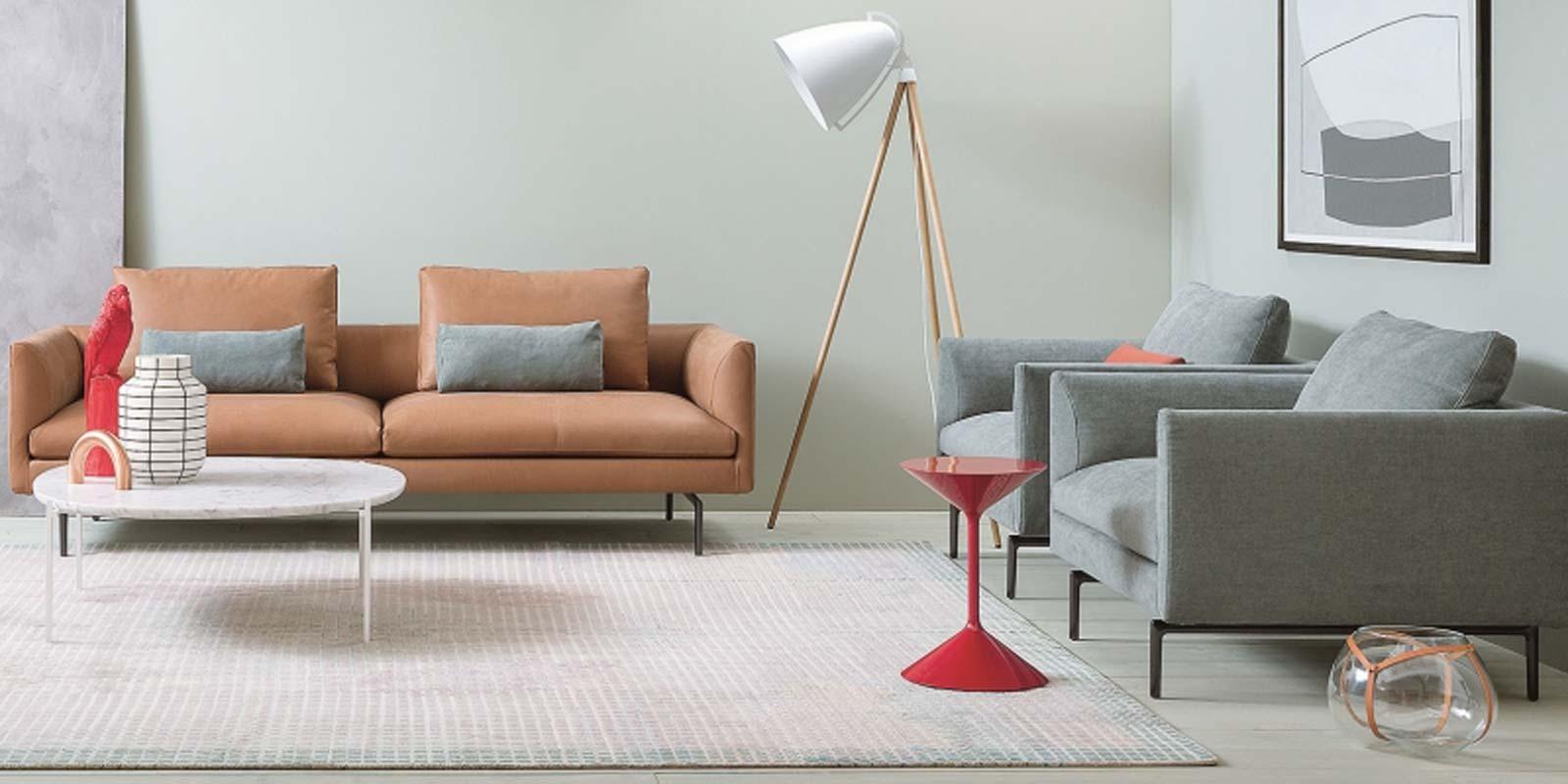 Miljøbilde av Flamingo sofa