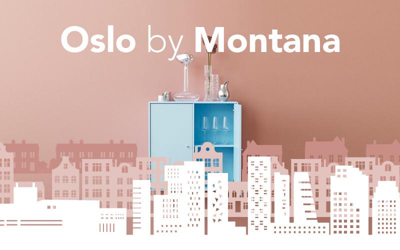 Oslo by Montana – ny spesialutstilling!