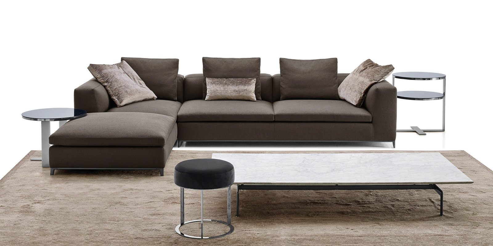 Miljøbilde av Michel sofa