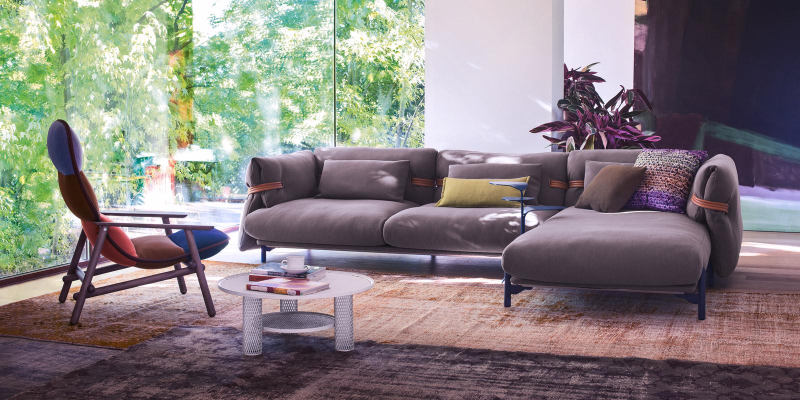 Miljøbilde av Belt sofa