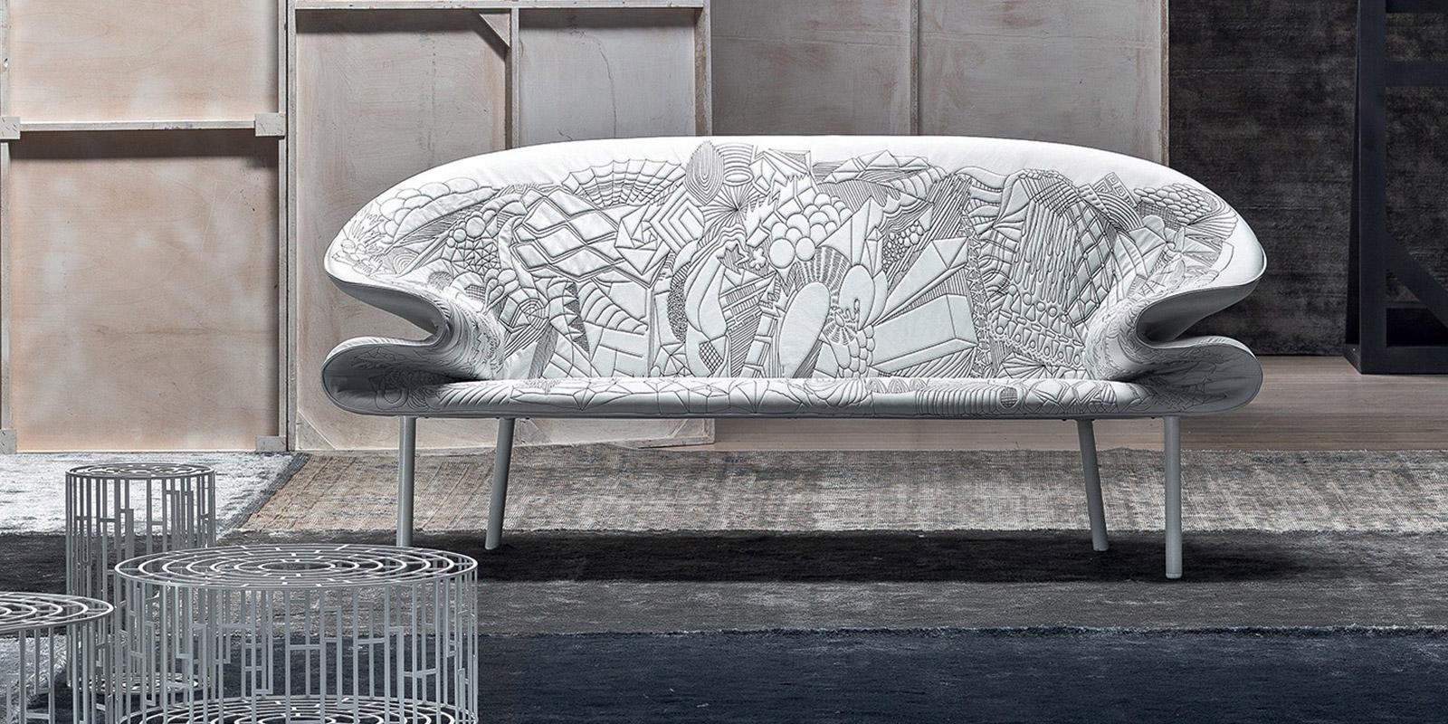 Miljøbilde av Doodle lenestol