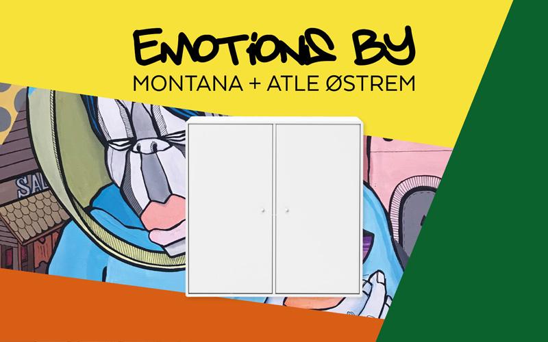 Emotions by Montana + Atle Østrem